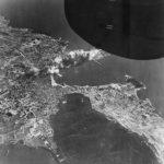 12th AF raid on Adriatic port of Split Yugoslavia '44