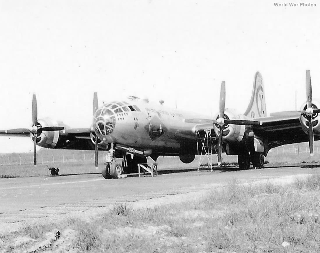9th Bomb Group B-29