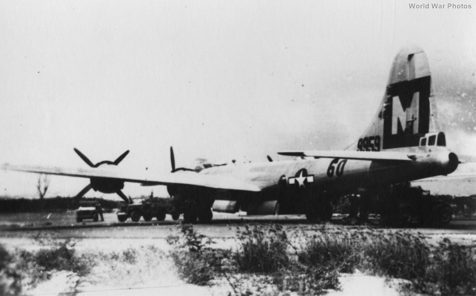 B-29 44-69959 of the 19th BG