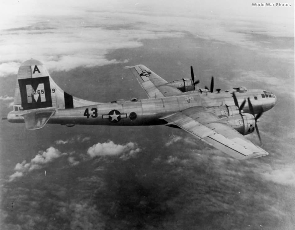 B-29 of the 19th Group