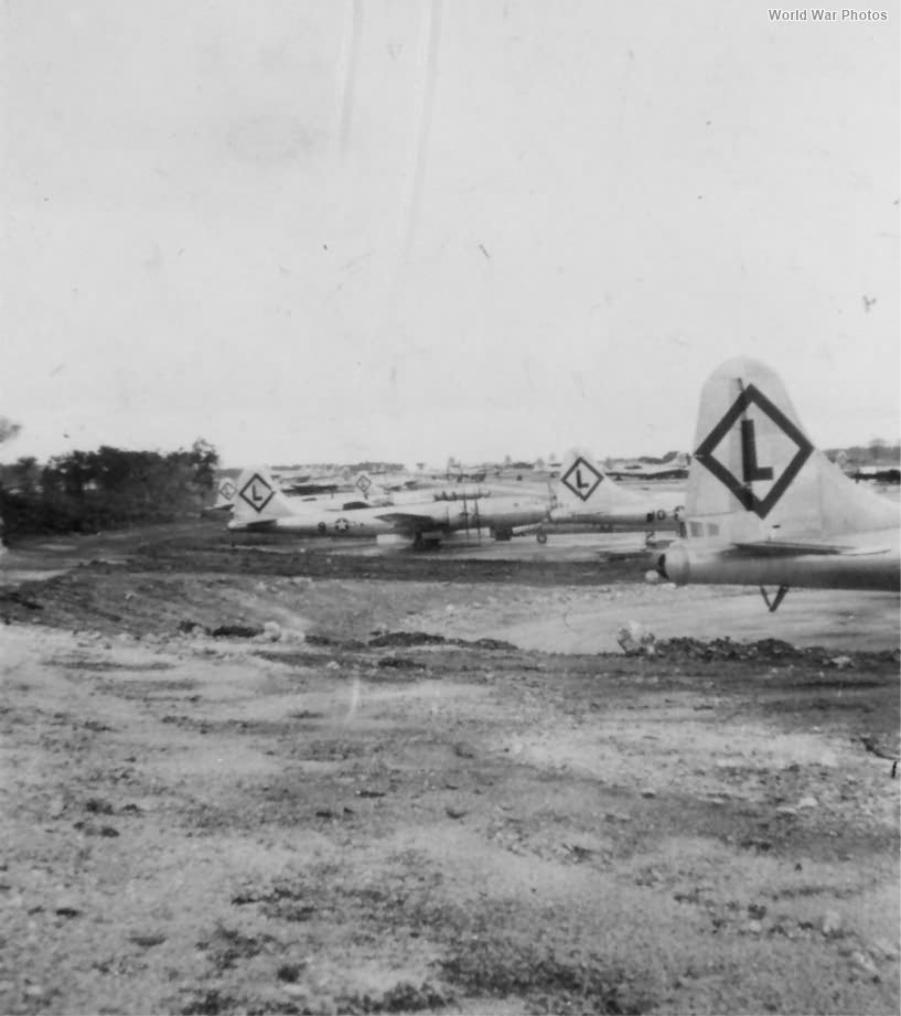 B-29 of the 331st Bomb Group
