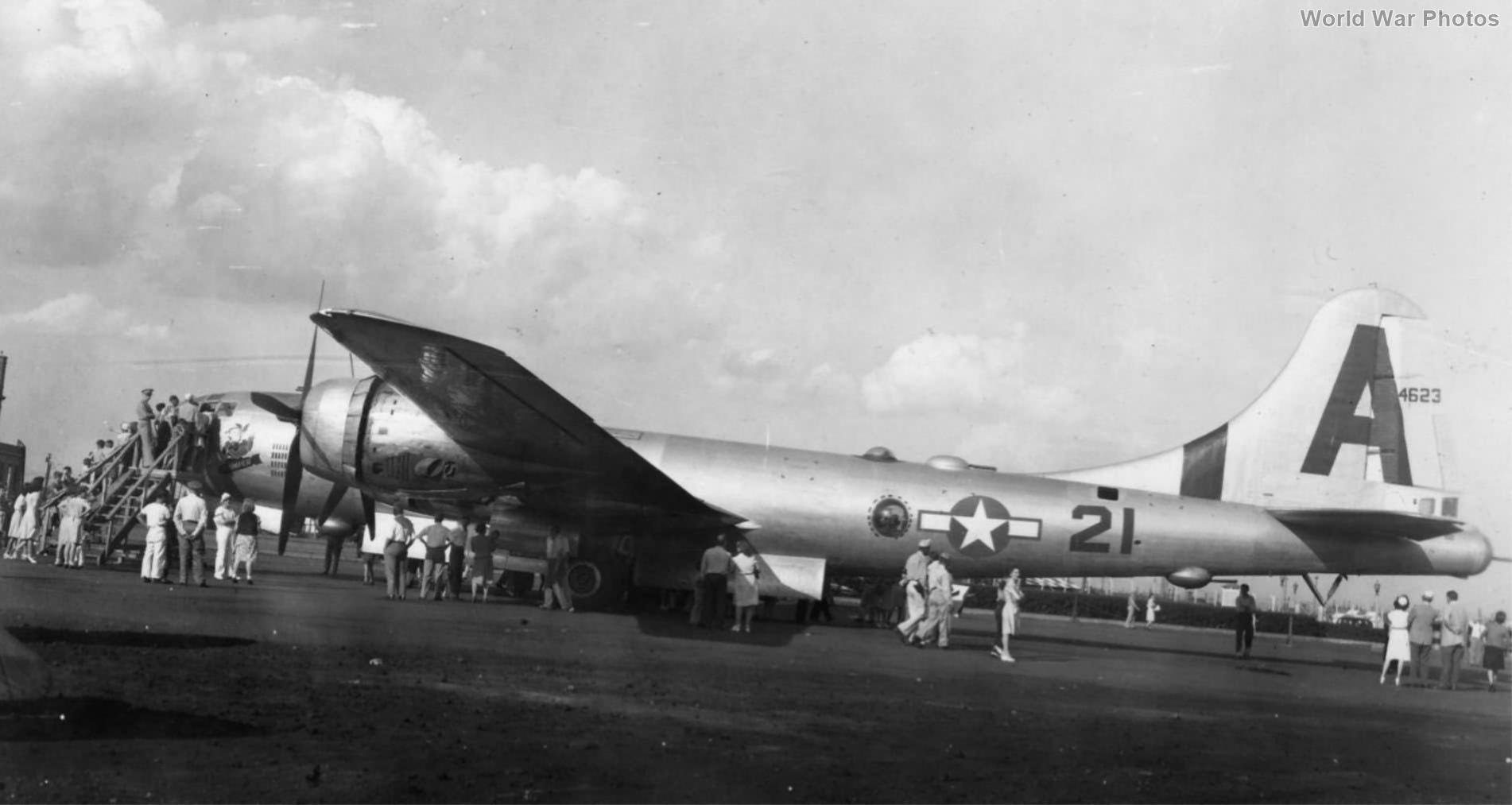 B-29 42-24623 Thumper