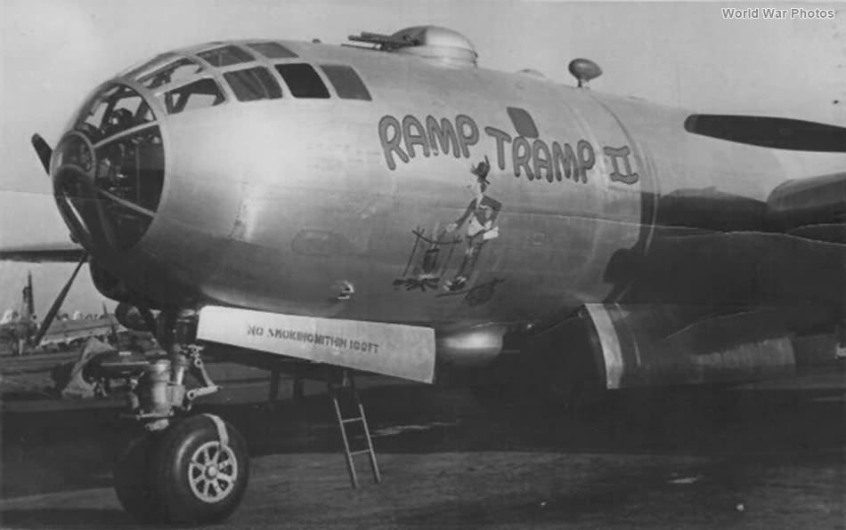 B-29 42-24904 Ramp Tramp II