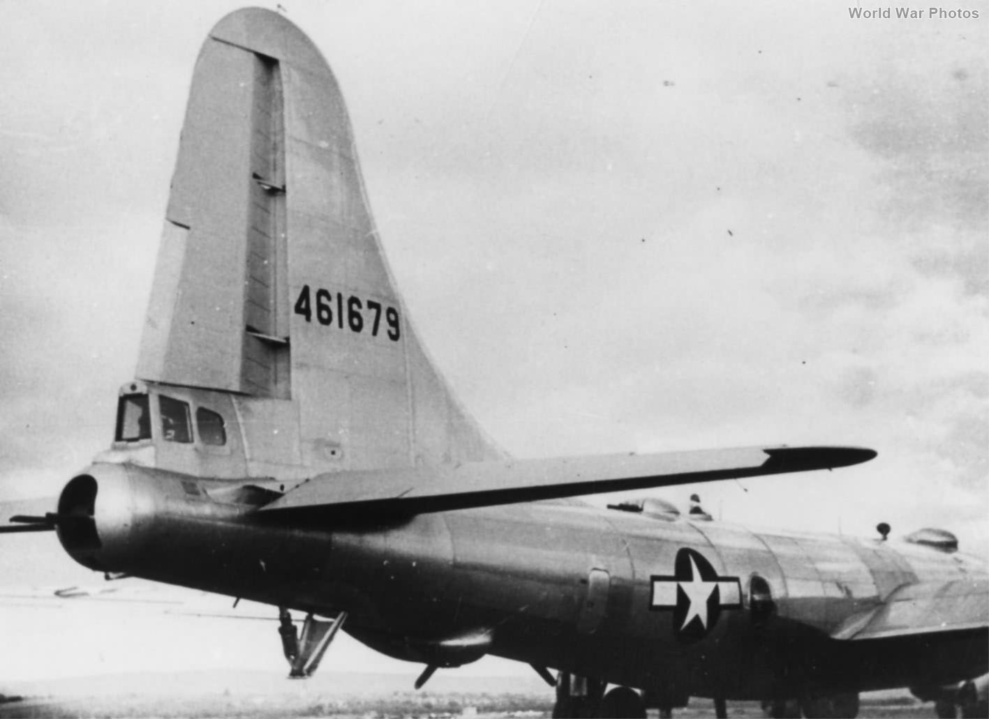 B-29 44-61679 of the 6th BG