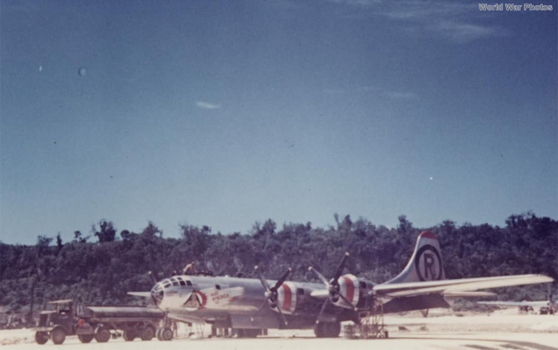 B-29 of the 6th BG