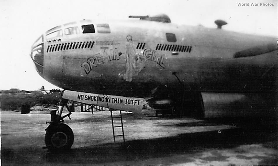 B-29 Dream Girl