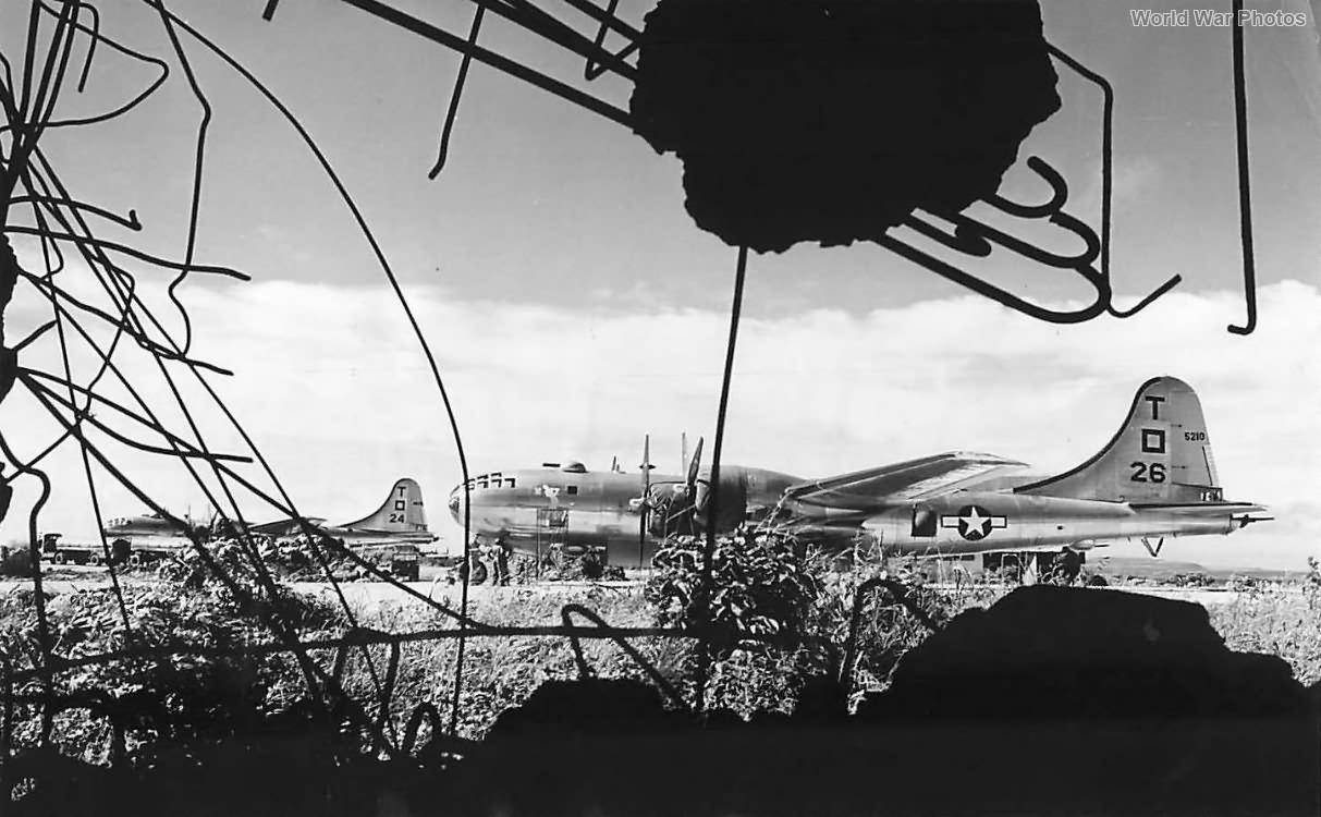 "B-29 42-65210 ""Fay"" of the 498th BG, 874th BS"