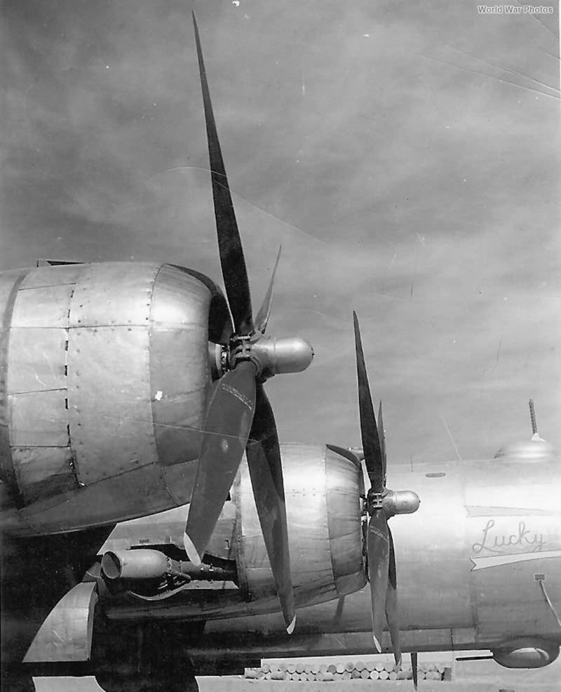 B-29 Lucky
