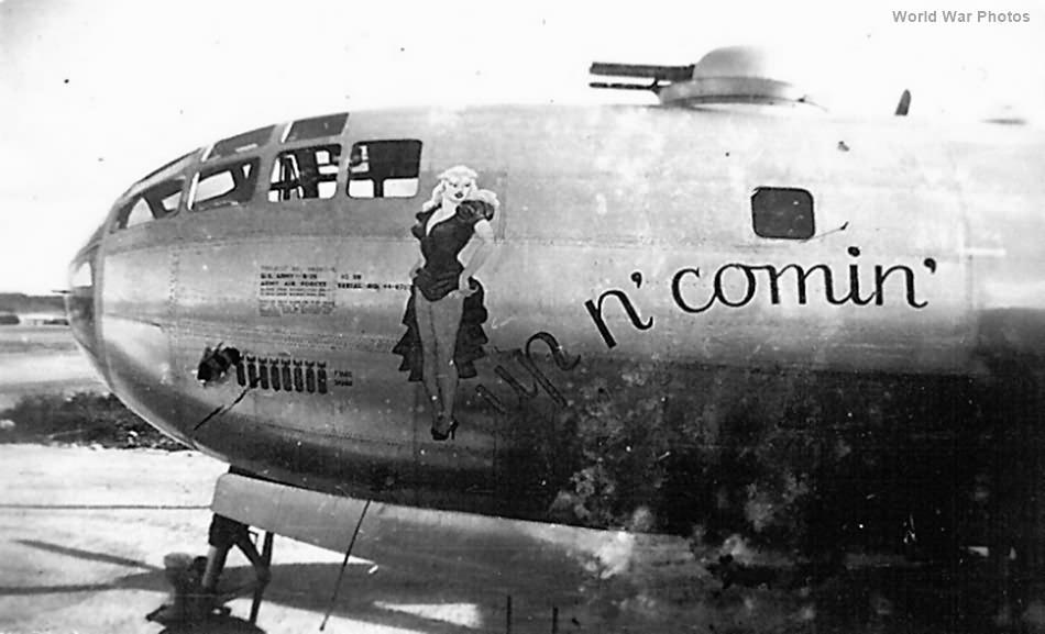 B-29 Up N' Comin'