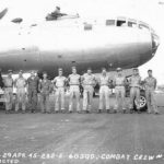 60th Bomb Squadron Crew and B-29