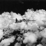 B-29 bombers of the 29th Bomb Group
