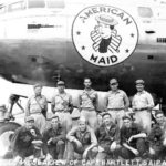 B-29 42-24593 American Maid of the 497th BG, 869th BS Saipan