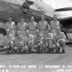 B-29 42-24615 497BG 869BS Coral Queen Saipan