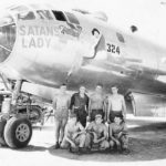 "B-29 42-24779 ""Satan's Lady"" of the 504th BG"