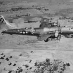 B-29 42-6399 of the 444th Bomb Group