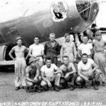 B-29 Crew Saipan December 1944
