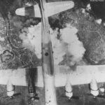 B-29 over Osaka 1945