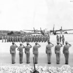 """Medals Awarded to B-29 """"Tokyo Rose"""" of 3rd PRS Crew Saipan 1944"""