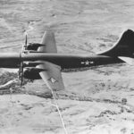 YB-29 41-36960 in flight