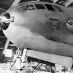 YB-29 escort conversion 1943