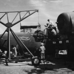 C-87 named Chattanooga Choo Choo Nose Art CBI