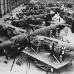 C-87 Ford Factory At Willow Run