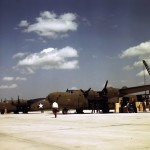 C-87 Liberator Express 41-11674 Fort Worth Airfield October 1942