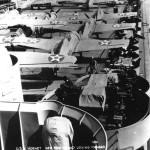 F4F Wildcats of VF-8 USS Hornet 1942