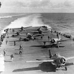 F4F Wildcat of VF-8 USS Hornet Battle of Midway
