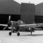 Grumman XF4F 8 Wildcat at 12 November 1942