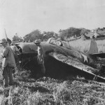 Pilot Crash Lands F4F Wildcat GS-4 on Guadalcanal
