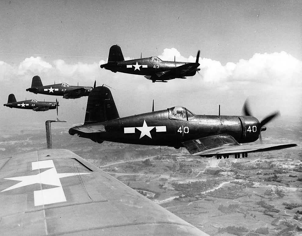 f4u corsair ww2 fighter world war photos