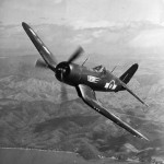 Chance Vought F4U Corsair aircraft of the Royal New Zealand Air Force