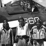 Charles Lindbergh by VMF-115 F4U Corsair #360