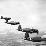 F4U-1 Corsairs of VF-12