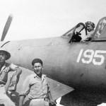 F4U Corsair white 195