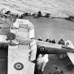 F4U Corsair 7S HMS Illustrious FAA