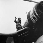 Major Jeff Dorroh VMF-323 Ace On F4U-1D