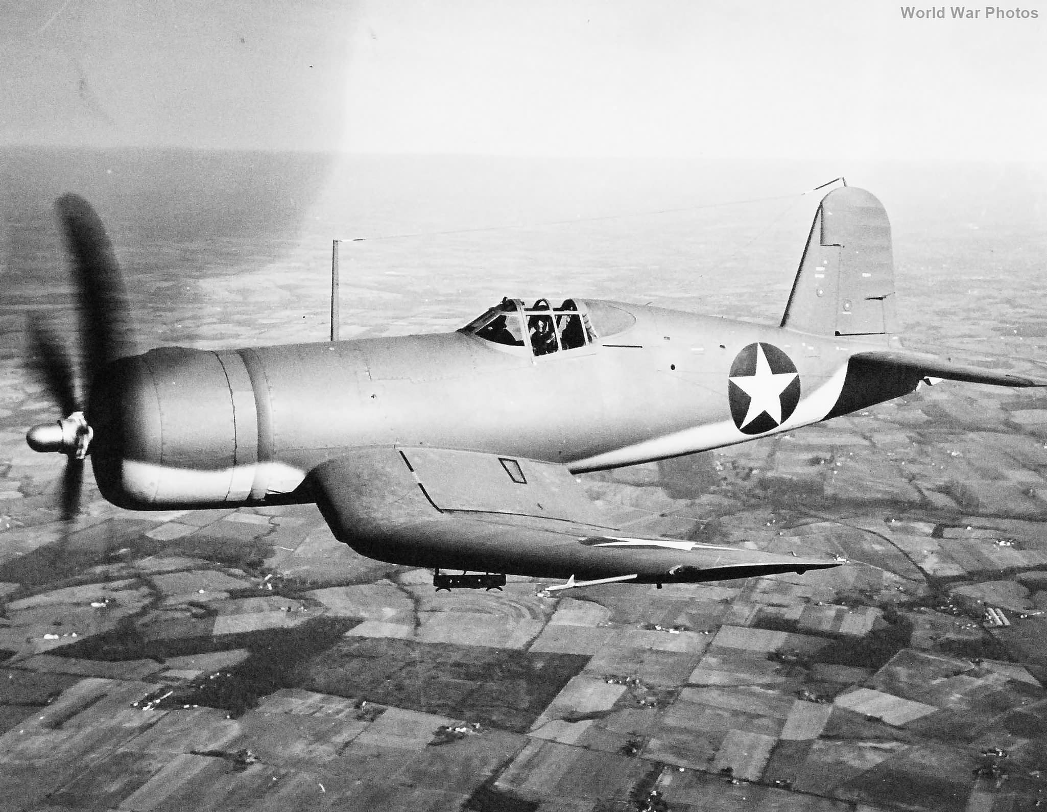 Brewster F3A-1 May 1943