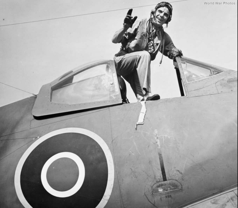 British Corsair USA 1943