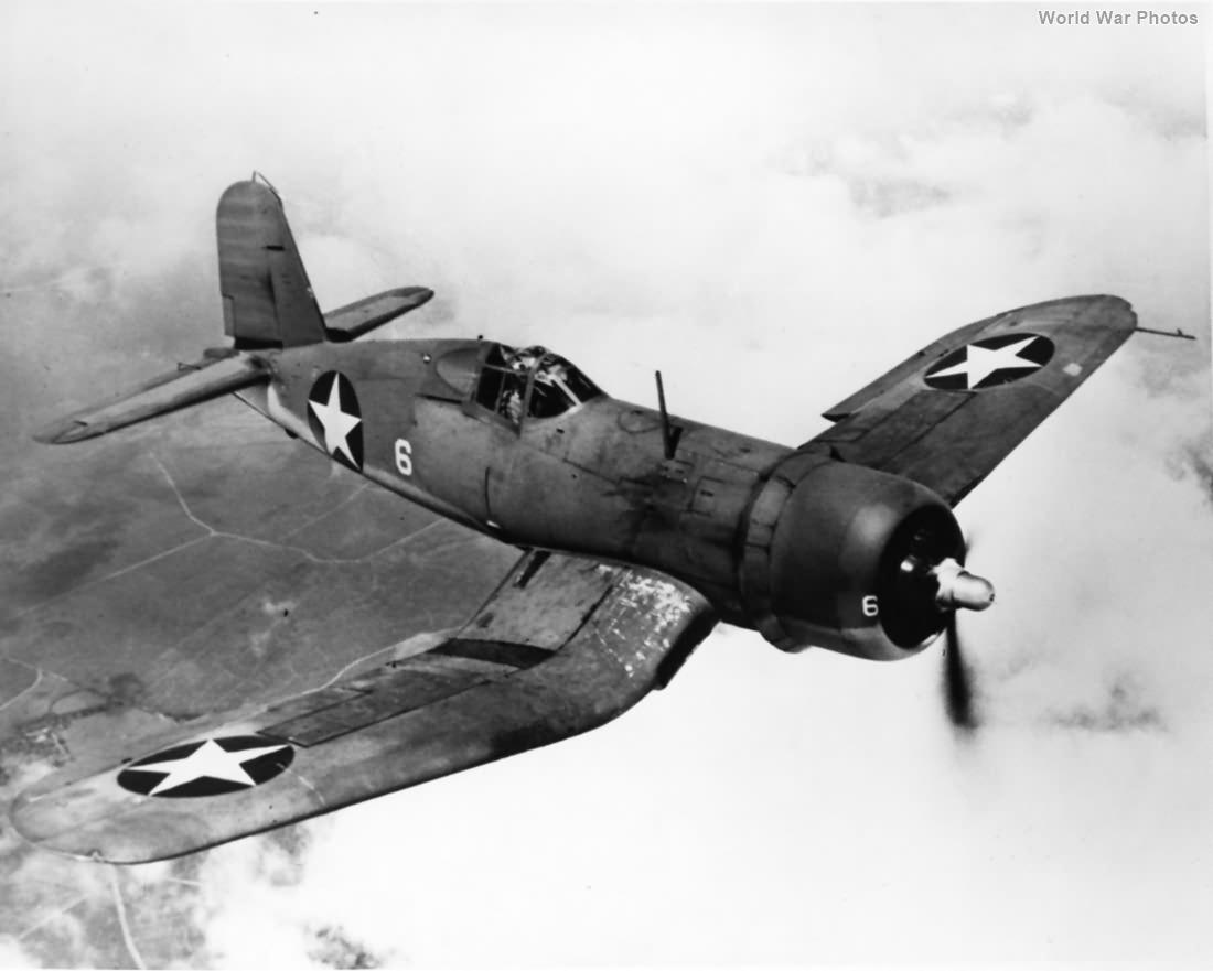 F4U-1 2 January 1943