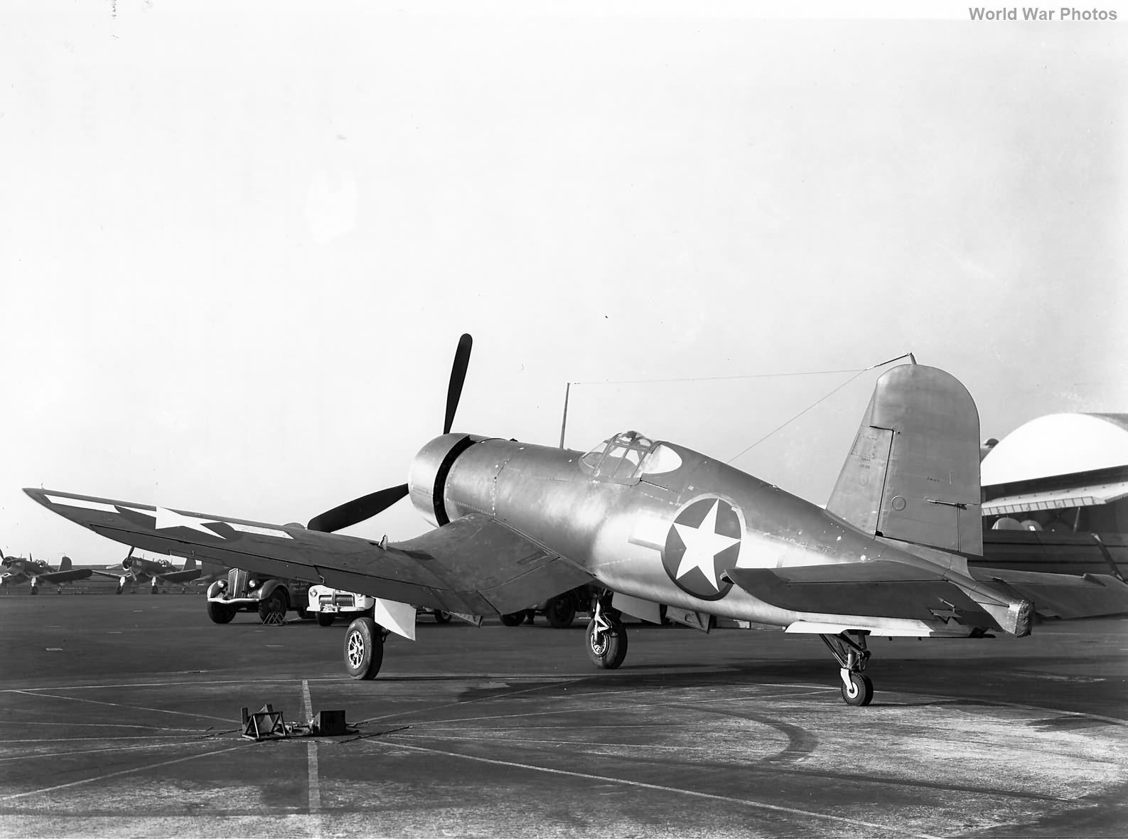 F4U-1 Corsair at Stratford CT