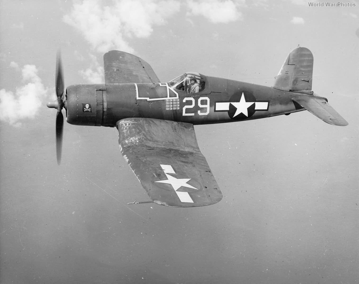 Ike Kepfords F4U-1A VF-17 1944