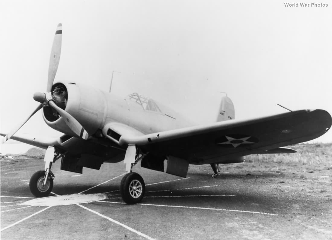 XF4U-1 1443
