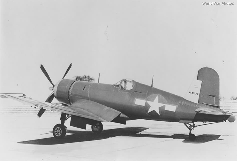 Vought XF4U-3B