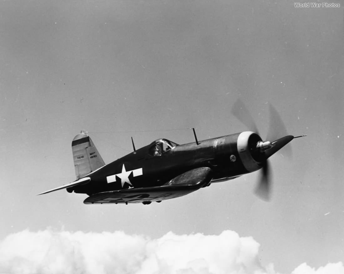 XF4U-4 49763