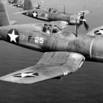Birdcage F4U-1 of the VF-17 May 1943