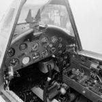 F4U-1 cockpit 42