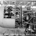 F4U-1 power plant 42