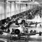 F4U Corsair Production Connecticut